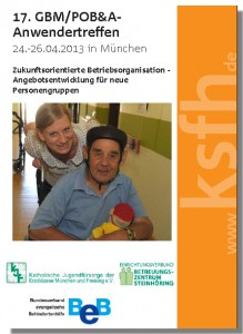 Cover GBM Muenchen 2013